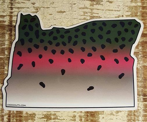 Rainbow Trout - Oregon