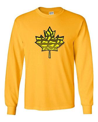 Maple Leaf Pike Skin T-Shirt