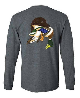 Georgia Boykin Spaniel w/Mallard T-Shirt