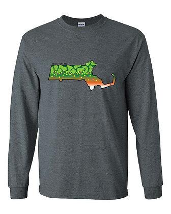 Massachusetts Brook Trout Skin T-Shirt