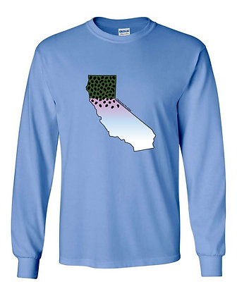 California Steelhead Skin T-Shirt