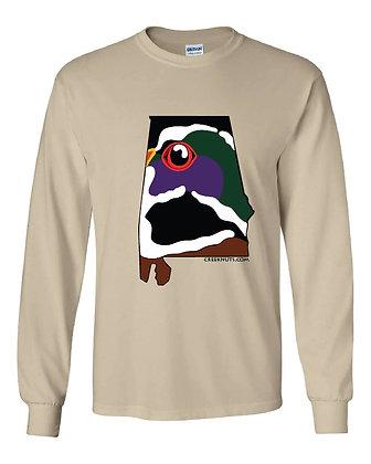 Alabama Wood Duck T-Shirt