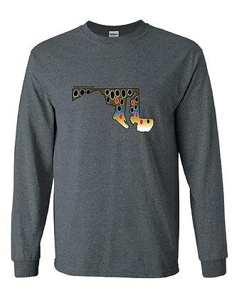 Maryland Brown Trout Skin T-Shirt