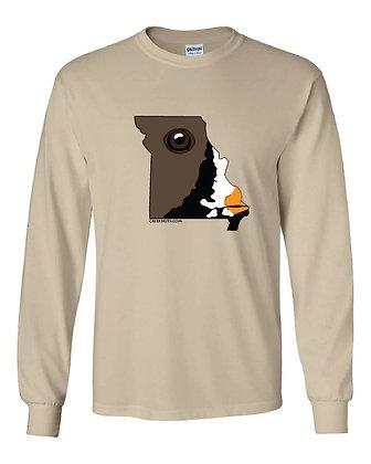 Missouri Specklebelly Goose T-Shirt