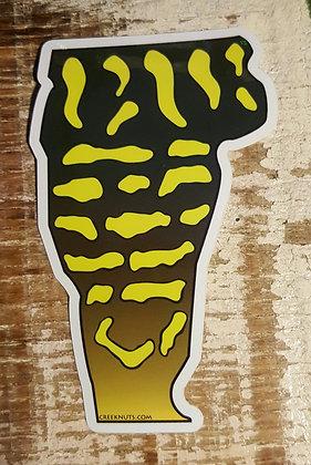 Pike Sticker - Vermont