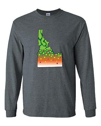 Idaho Brook Trout Skin T-Shirt