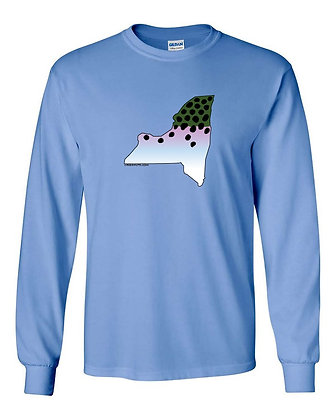 New York Steelhead Skin T-Shirt