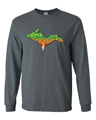 Upper Peninsula Brook Trout Skin T-Shirt