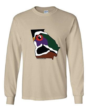 Georgia Wood Duck T-Shirt