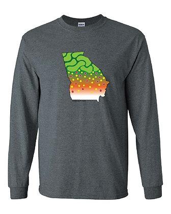 Georgia Brook Trout Skin T-Shirt