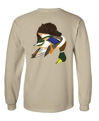 Boykin Spaniel Mallard T-Shirts