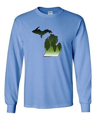 Michigan Largemouth Bass Skin T-Shirt