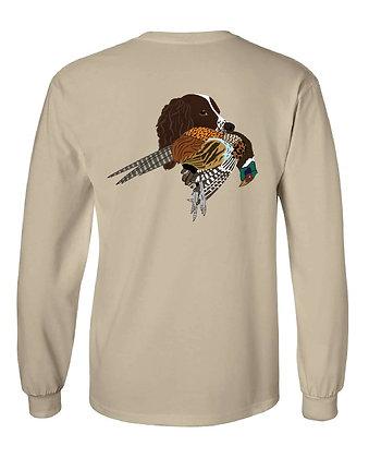 Springer Spaniel Pheasant T-Shirts