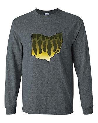 Ohio Smallmouth Skin T-Shirt
