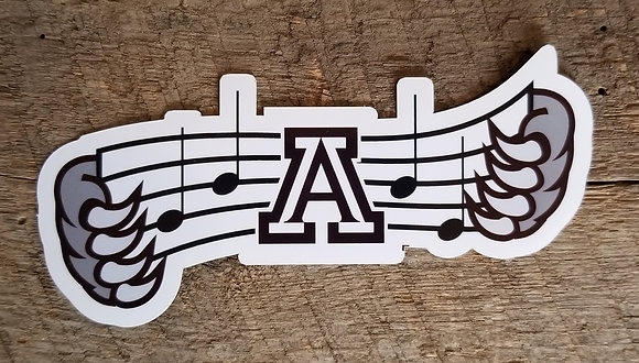 Ashland Band Decal