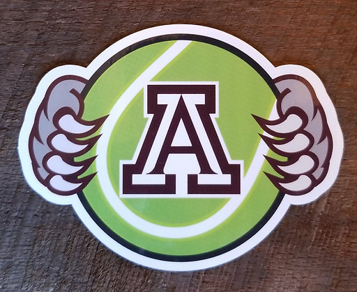 Ashland Tennis Decal