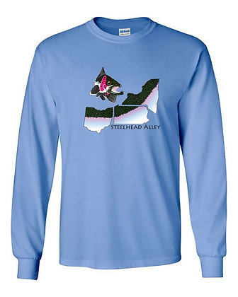 Steelhead Alley Skin T-Shirt