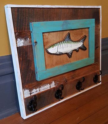 Barnwood Bonefish Rack