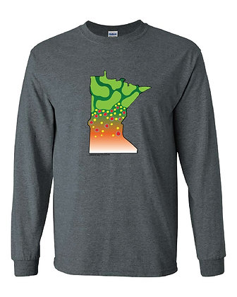 Minnesota Brook Trout Skin T-Shirt