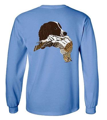 Springer Spaniel Grouse T-Shirts