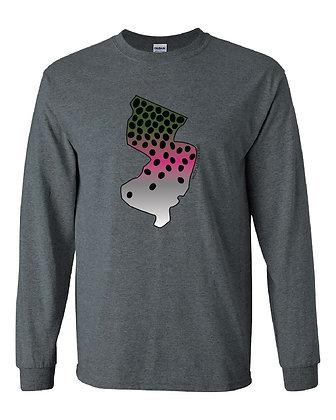 New Jersey Rainbow Trout Skin T-Shirt