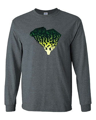 South Carolina Crappie Skin T-Shirt
