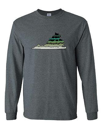 Virginia Striper Skin T-Shirt