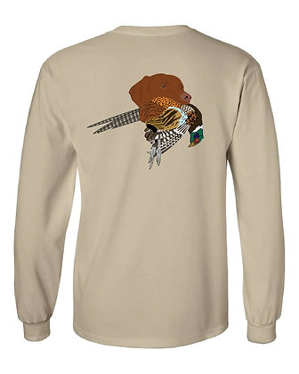 Pennsylvania Vizsla w/Pheasant T-Shirt
