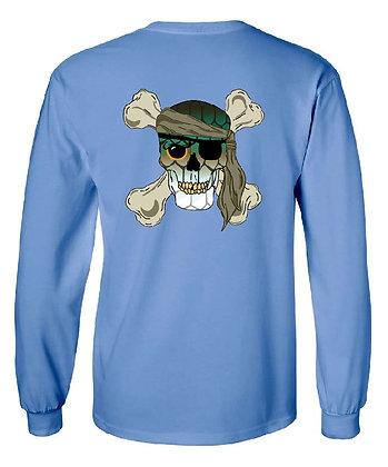 Texas Tarpon Skull & Crossbones T-Shirt