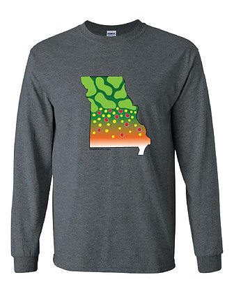Missouri Brook Trout Skin T-Shirt