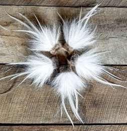 Musky Fly Single - White