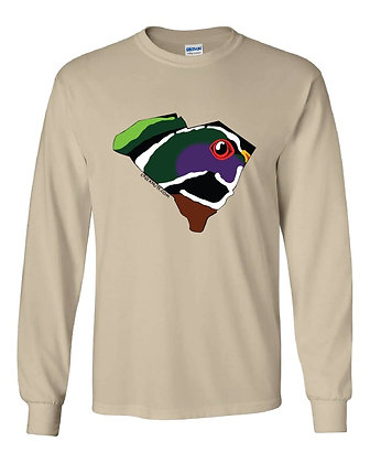 South Carolina Wood Duck T-Shirt