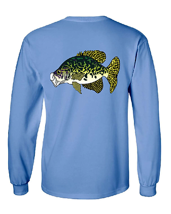 South Carolina Crappie T-Shirt