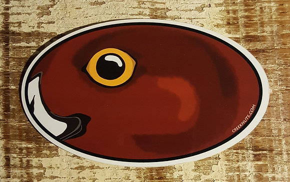 Readhead Duck Oval