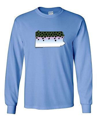Pennsylvania Steelhead Skin T-Shirt