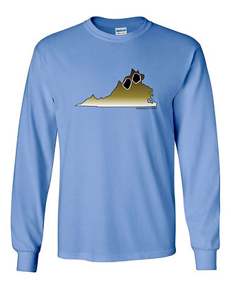 Virginia Redfish Skin T-Shirt
