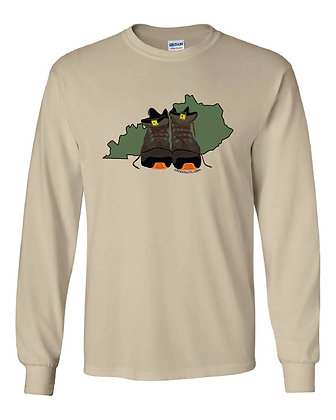 Kentucky/Hiking Boots T-Shirts