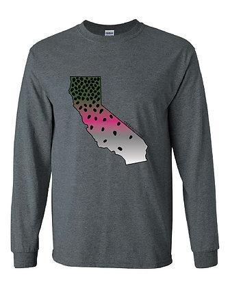 California Rainbow Trout Skin T-Shirt