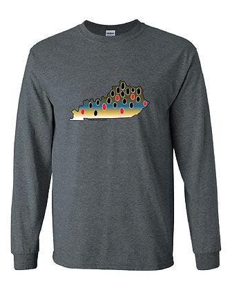 Kentucky Brown Trout Skin T-Shirt