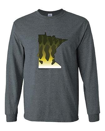 Minnesota Smallmouth Skin T-Shirt