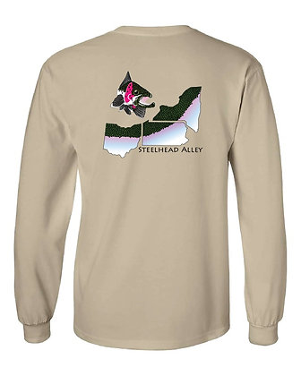 Steelhead Alley Back T-Shirts