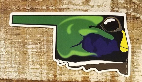 Mallard Duck - Oklahoma