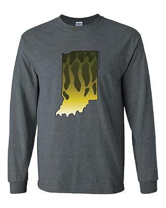 Indiana Smallmouth Skin T-Shirt