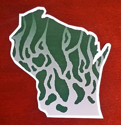 Wisconsin Musky Cut-Out