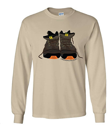 Hiking Boots T-Shirts