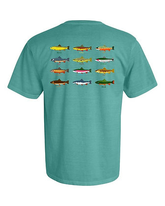 12 Trout SS T-Shirt