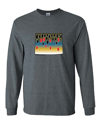 Wyoming Brown Trout Skin T-Shirt