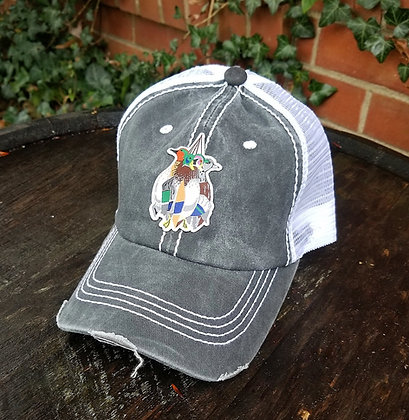 Mixed Bag Ducks Gray Trucker Hat