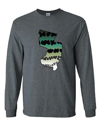 New Jersey Striper Skin T-Shirt
