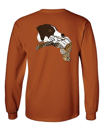 Michigan GSP/Grouse T-Shirt